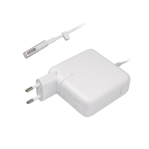 APPLE Virtasovitin MacBook Prolle, 60W, MagSafe 1, valkoinen