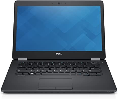 "Dell Latitude E5470, 14"", Intel Core i5-6200U, 8GB RAM, 128GB SSD, Windows 10 Pro"